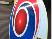 制作例店舗看板デザインからオーダー可能なオーダー看板
