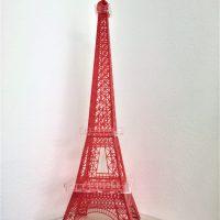 アクリル製のエッフェル塔